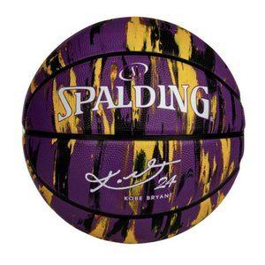 New Spalding X Kobe Bryant Lakers LIMITED Edition